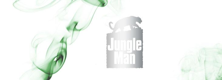 jungle man. Black Bedroom Furniture Sets. Home Design Ideas