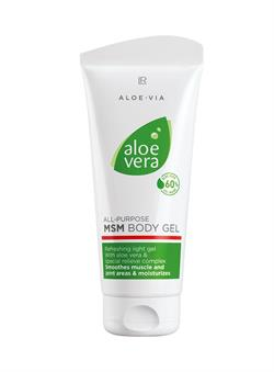 Aloe Vera All-Purpose MSM Body Gel
